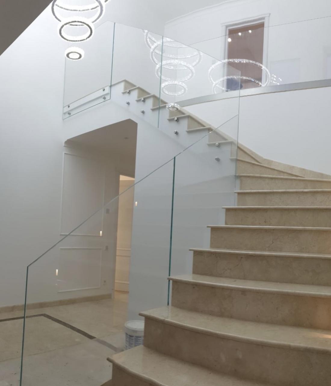 Leader-art steel glass